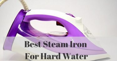 Best steam iron for hard water