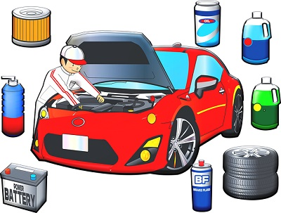 Distilled water use in automobile industry