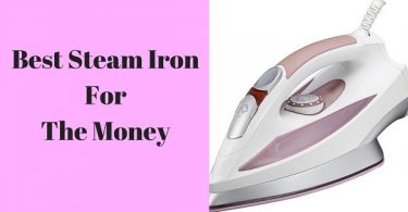 Best steam iron for the money
