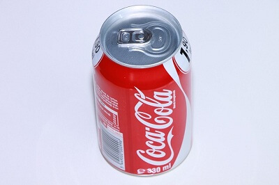 coke to clean glass kettle