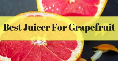 Best juicer for grapefruit