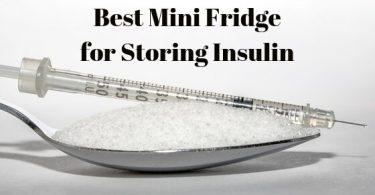 Best mini fridge for insulin