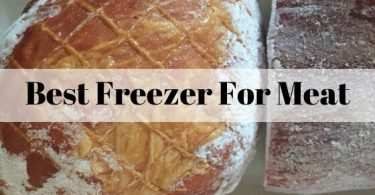 Best Freezer for Meat