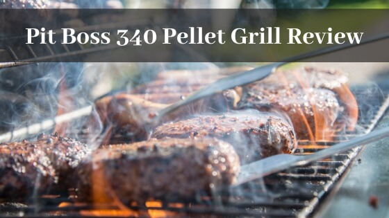 Pit Boss 340 Pellet Grill Review