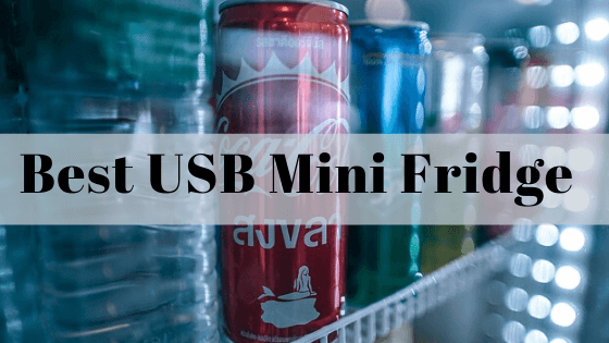 best USB mini fridge