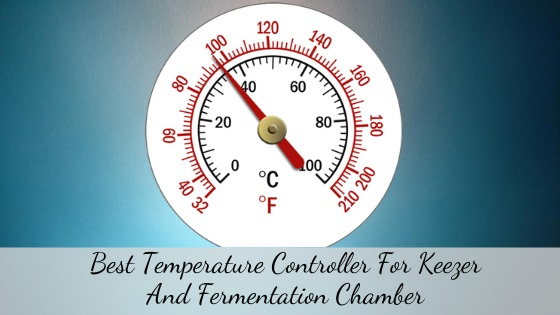 best temperature controller for keezer and fermentation chamber
