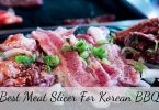 Best meat slicer for Korean BBQ