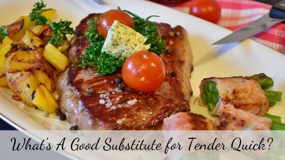 Tender quick substitute