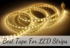 best tape for LED strips