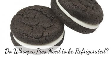 do whoopie pies need to be refrigerated