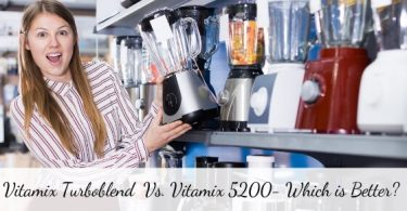 Vitamix Turboblend vs Vitamix 5200