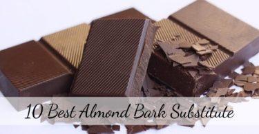 Almond bark substitute