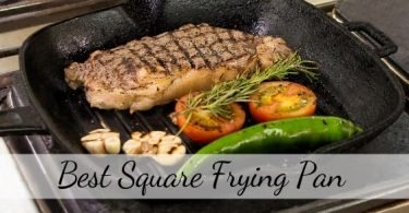 Best square frying pan
